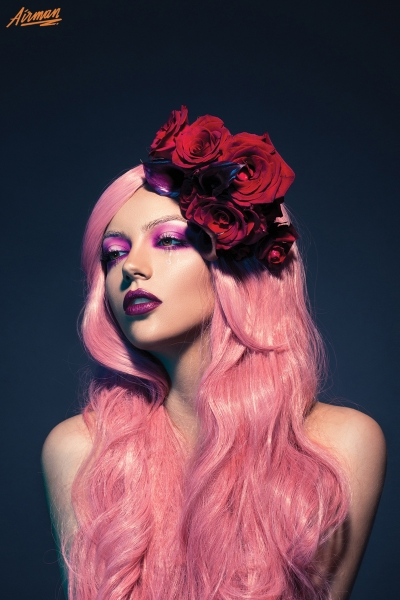 Alexandra Flaminzeanu Catalin Muntean Beauty Editorial Concept