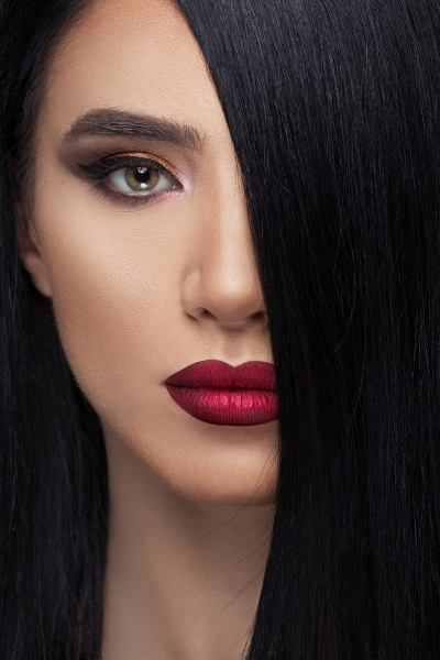 Adelina Pestritu Catalin Muntean Beauty Makeup Clean