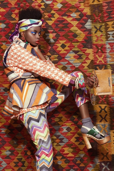 Editorial Africa FPM Fashion Premium Magazine Catalin Muntean