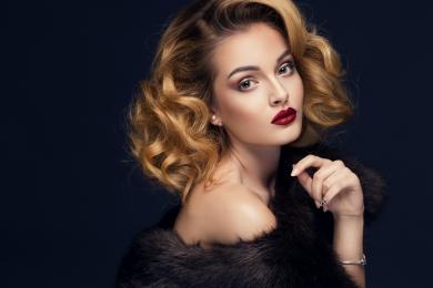 Beauty editorial Ioana Cristea Iulian Urlan