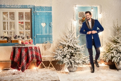 Don Men Alexandru Constantin Winter Campaign