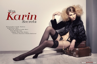 Karin Next Top Model Catalin Muntean Fotografie Studio Glamour