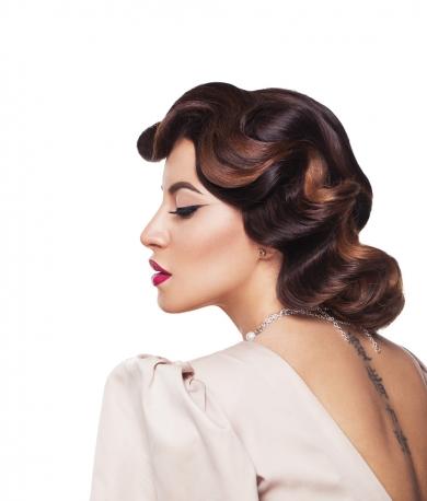 Nicoleta Nuca Makeup Magazine Cover