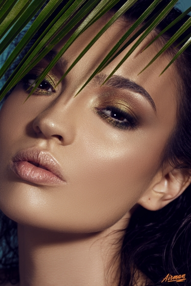 Ozana Mosteanu Beauty Editorial Makeup Malvina Isfan Catalin Muntean