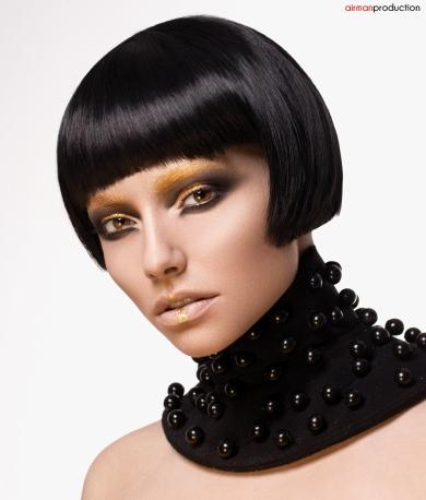 Veronika Eremia Makeup Magazine