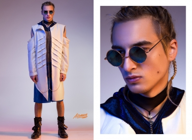 Aga Vlad Fashion Shooting Catalin Muntean
