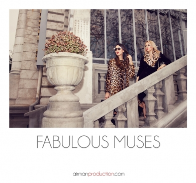 Fabulous Muses Alina Tanase Diana Enciu Fashion Blog Catalin Muntean