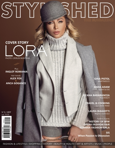 Lora Stylished Cover Story