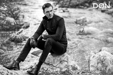 Don Men Fashion Campaign Iulian Damaschin