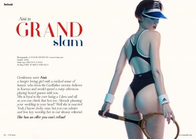 BeGudd_1'st _Issue_34-35 Grand Slam