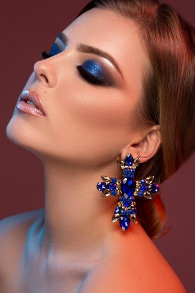 sinziana iaru makeup beauty editorial iuliana nae elements magazine