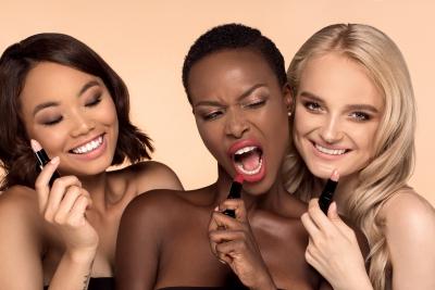 inglot romania foundation beauty campaign african asian european nude clean airman production catalin muntean