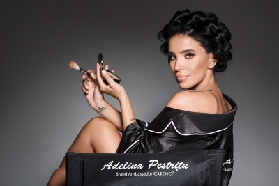 campanie brand ambasador Cupio Adelina Pestritu catalin muntean beauty vedete romania